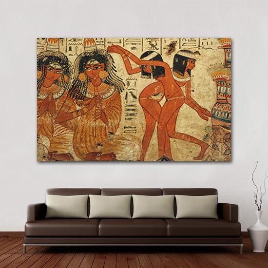 Древен танц