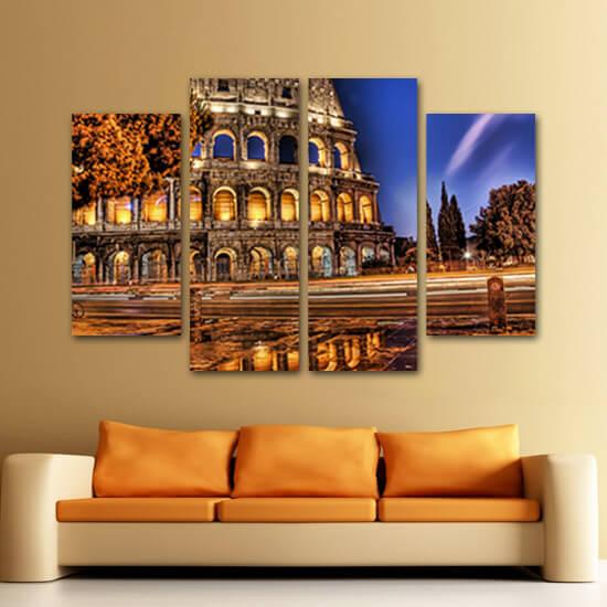 Колизеумът в Рим