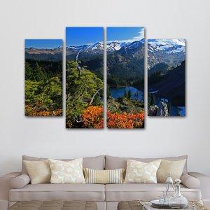Планинско езеро