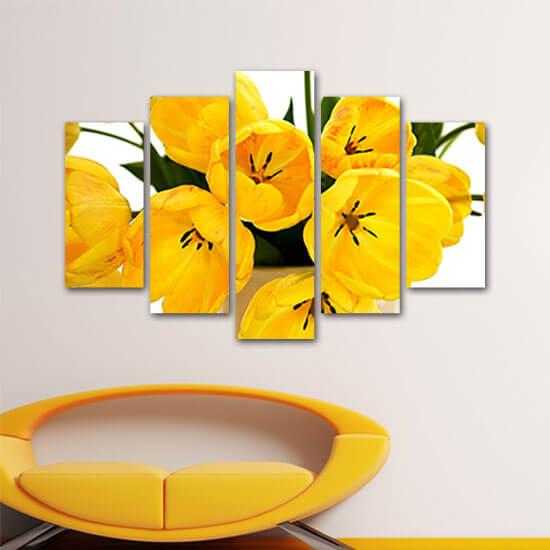 Жълти Лалета