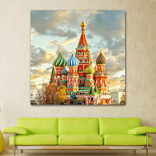 Храмът до Кремъл