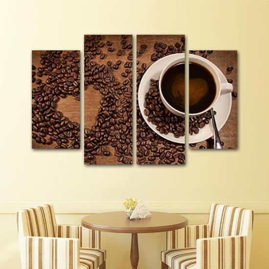 Чаша кафе