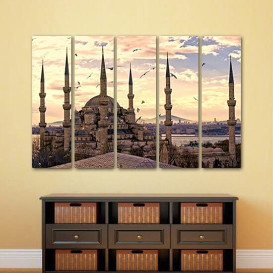 Джамиятa в Истанбул