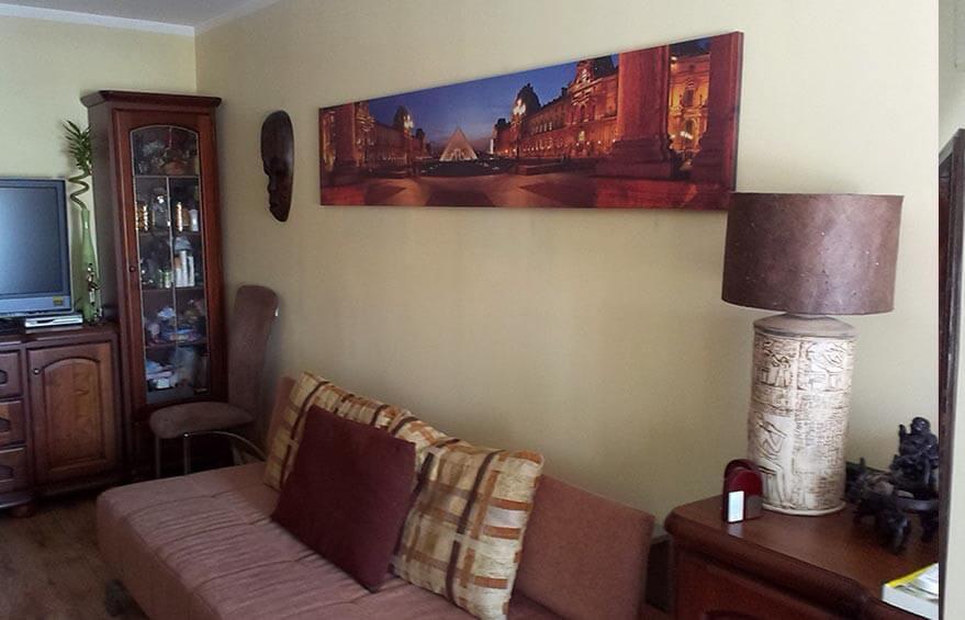 Картина в частен дом