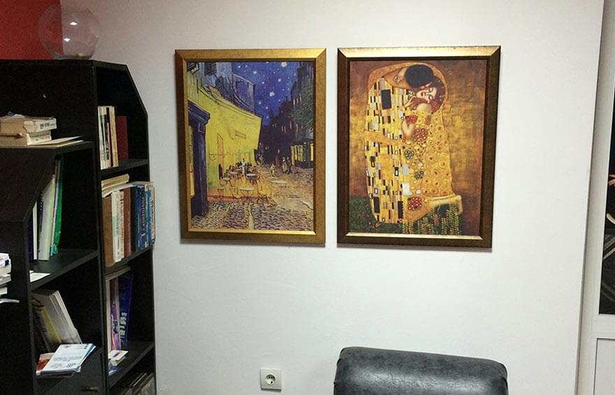 Галерия - офис помещение