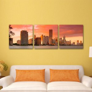 Залез над Маями