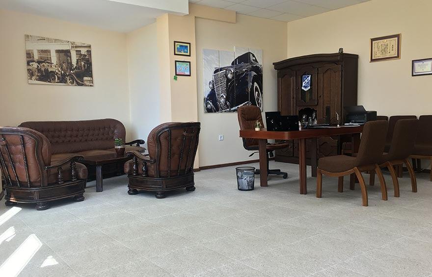 Retro Auto офис